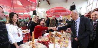 U Pušći održan 15. Poljoprivredno-božićni sajam, a u sklopu njega i 14. izložba rakija Zagrebačke županije