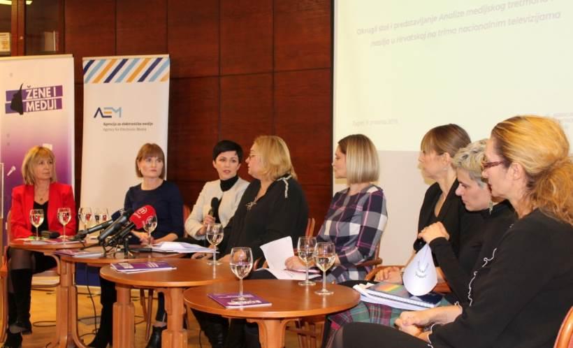 Predstavljena 'Analiza medijskog tretmana rodnog nasilja u Hrvatskoj'
