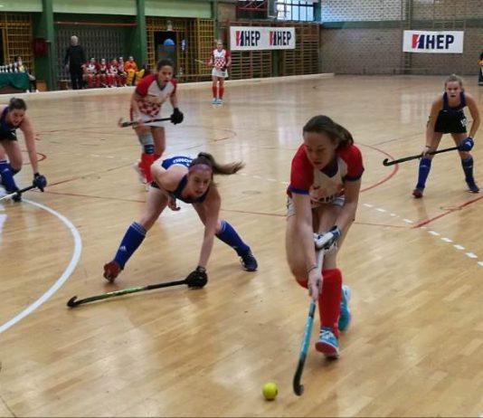 DVORANSKI HOKEJ: Amerika osvojila Croatia Indoor Cup, Zlomislić najbolja golmanica