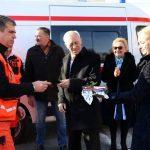 ZAGREBAČKA ŽUPANIJA: Zavod za hitnu medicinu dobio 5 novih vozila