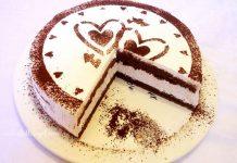 KAKAO TORTA: Jednostavna torta s prozračnim biskvitom i finim šlagom