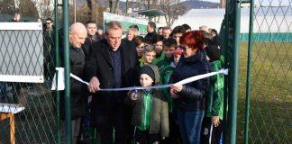Otvoren novouređeni teren na pomoćnome igralištu Nogometnog kluba Ponikve