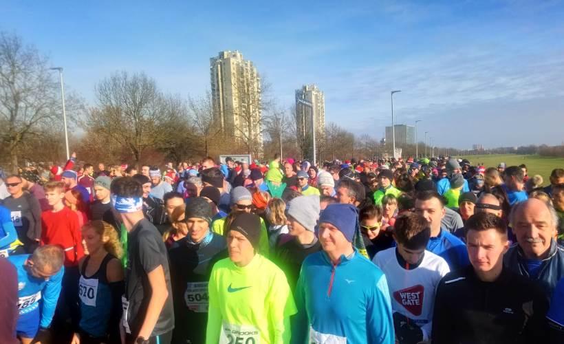 Više od 500 trkača na 9. Novogodišnjoj utrci Nova na Savi