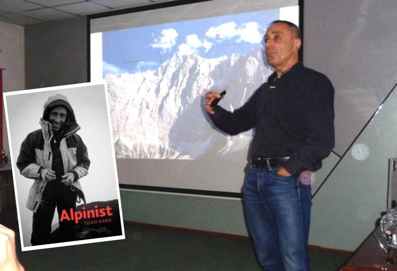 SLOVENSKI DOM: Alpinistički četvrtak s legendom slovenskog i svjetskog alpinizma Silvom Karom