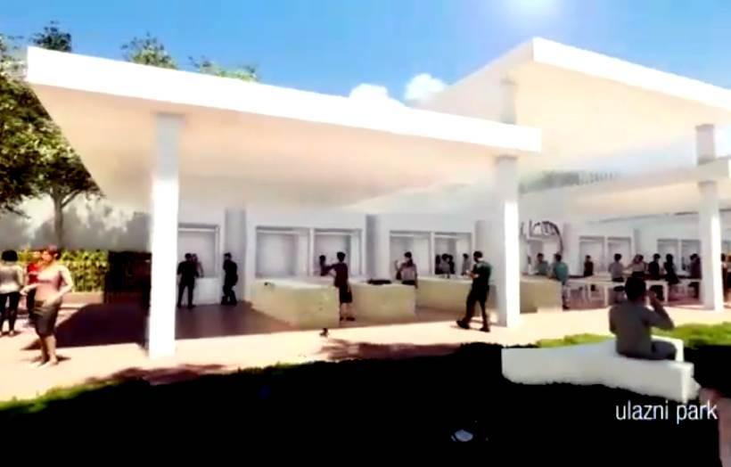 U roku od dvije godine Vrapče dobiva novu tržnicu, pogledajte kako će izgledati [VIDEO]