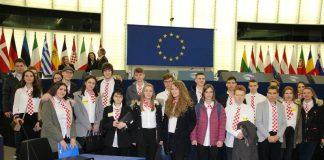 Srednjoškolci iz Ivanić-Grada nagrađeni putovanjem u Strasbourg