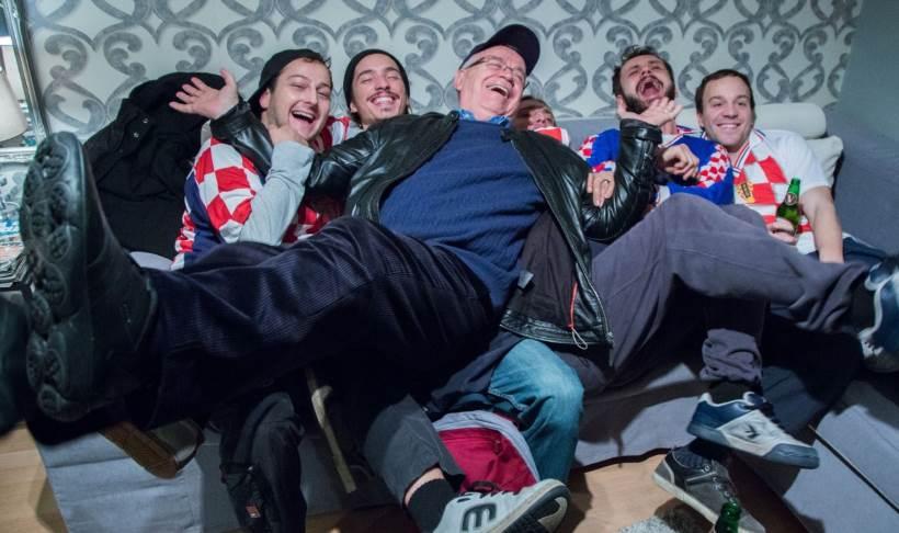 """ZAGREBAČKI 'KVARTOVSKI' FILM: """"Za ona dobra stara vremena"""" krajem siječnja dolazi u kina"""
