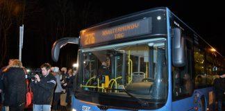 U promet puštena produžena autobusna linija 276, sada se njome stiže do Azila Dumovec