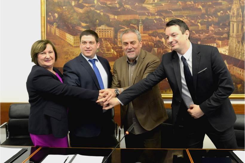 POTPISAN UGOVOR: Zagreb dobiva 29 novih autobusa, kupnja će biti financirana iz fondova EU