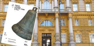 U Arheološkom muzeju otvara se izložba 'Crkva i zvono svetog Tome u Puli'