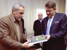 Ugledni ruski liječnici u posjetu Zagrebu, primio ih gradonačelnik Bandić