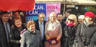 Na Cvjetnom trgu obilježen Svjetski dan borbe protiv raka
