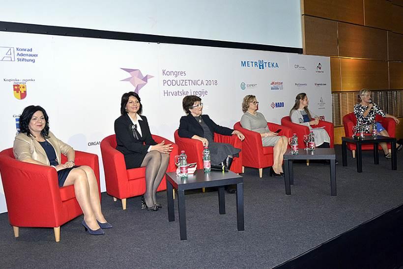 KONGRES PODUZETNICA: U Zagrebu će se za Dan žena održati najveći poslovni skup žena jugoistočne Europe