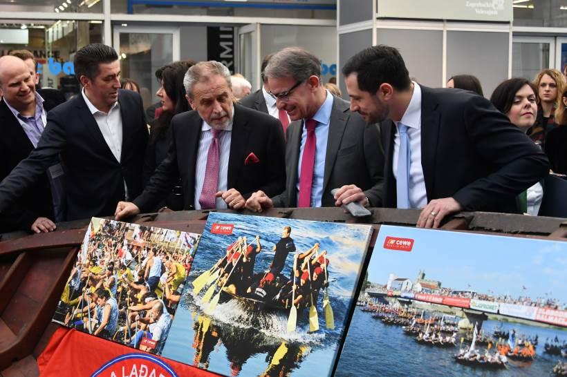 NA VELESAJMU otvoreni međunarodni sajmovi Nautika, Hotel & Gastroteh, Festival maslina i Dani lova i ribolova