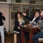 Vinski razgovori uz vinariju Perak u jednom od ljepših vinskih prostora zagrebačkog centra