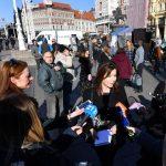 U središtu Zagreba počelo snimanje Netflixove serijeMedical police