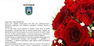 Bandić čestitao Dan žena i pozvao žene da kažu DOSTA diskriminaciji i prešućivanju netolerancije