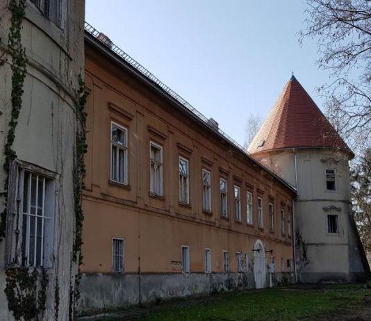 Dvorac Erdödy u Kerestincu - još jedan spomenik 1. kategorije koji propada