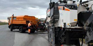 Sajmišna cesta tjedan dana zatvorena zbog radova na sanaciji kolnika