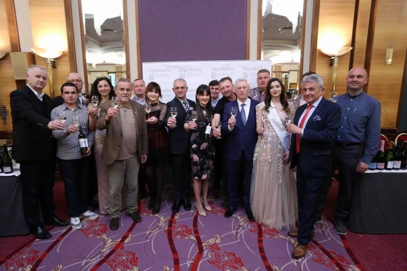 U srcu metropole predstavljeno više od 170 sjajnih vina iz Zagrebačke županije