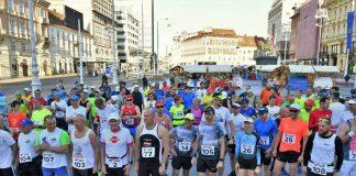 OD KAPTOLA DO KAPTOLA: Gradonačelnik Bandić označio start najduže cestovne utrke u Hrvatskoj
