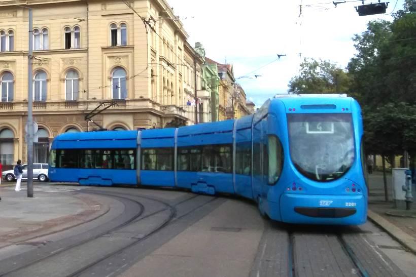Tramvaj - Zagrebački električni tramvaj