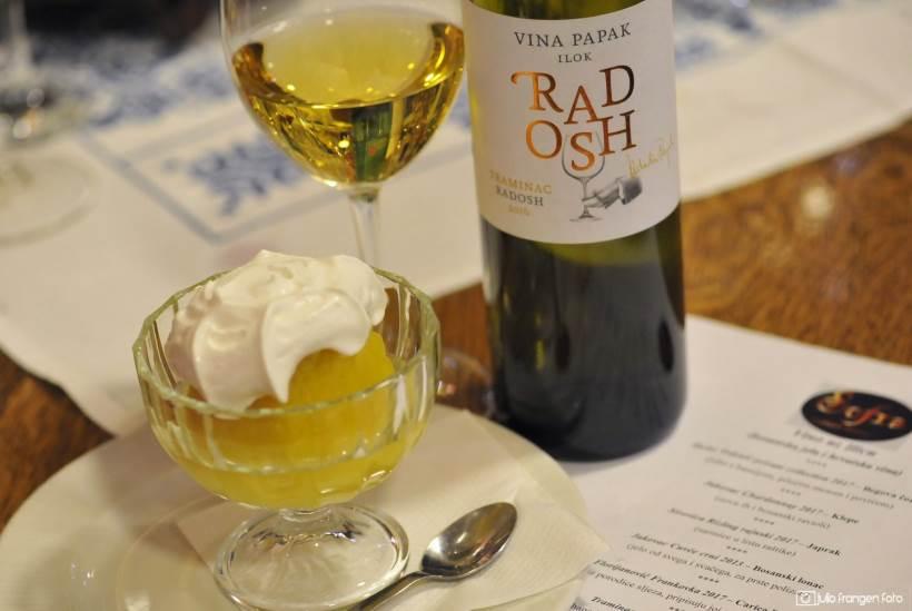 VINO UZ ŽLICU: Bosanska jela i hrvatska vina u Sofri