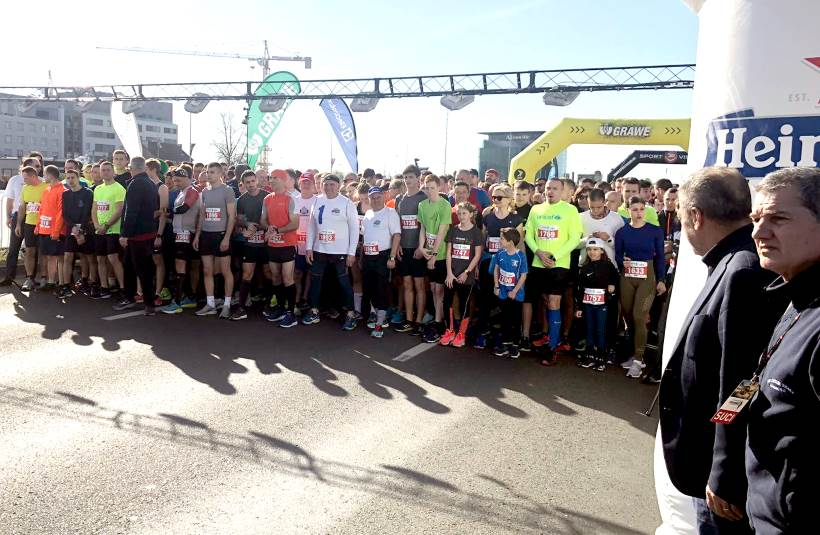 Četvrti Zagrebački proljetni polumaraton privukao gotovo 1.600 trkača iz 25 zemalja