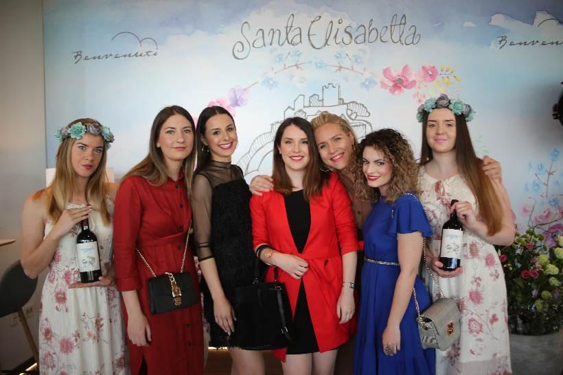 PREMIJERA U ZAGREBU: Vinarija Benvenuti lansirala Santu Elisabettu
