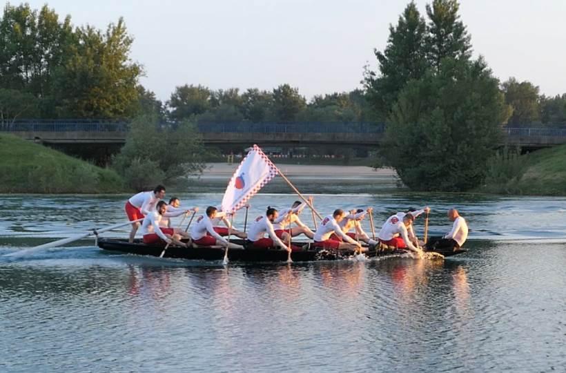 LAĐARSKI KUP: U subotu na Jarunu utrka tradicionalnih neretvanskih lađa
