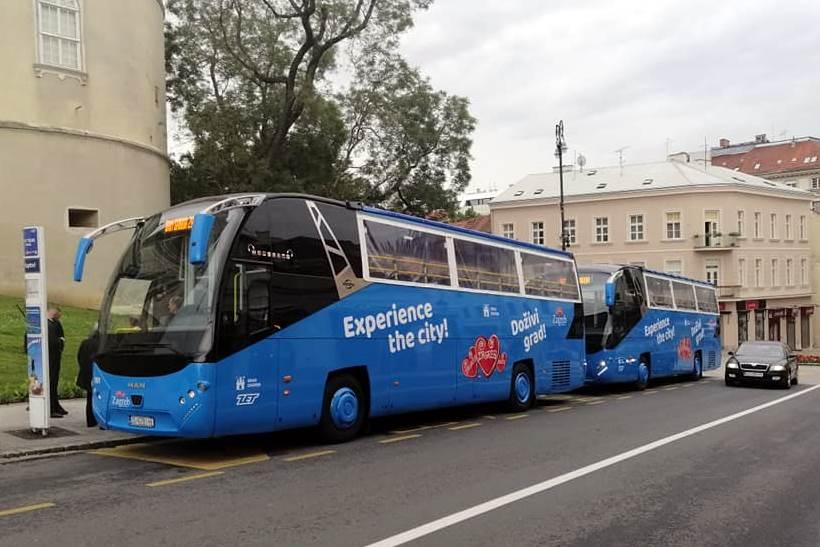 TURISTIČKA PONUDA: Zagreb dobio četiri nova turistička panoramska autobusa