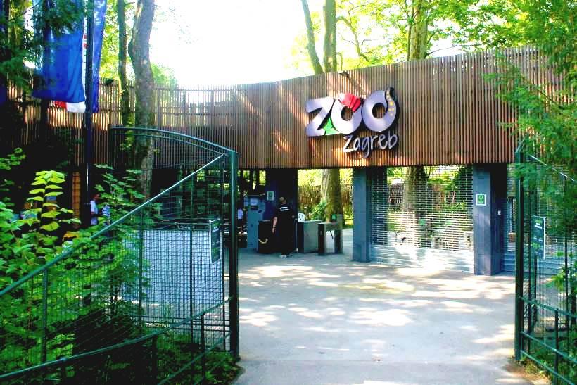 Otvara Se Zooloski Vrt Radit Ce Samo Jedna Blagajna A Uvode Se I