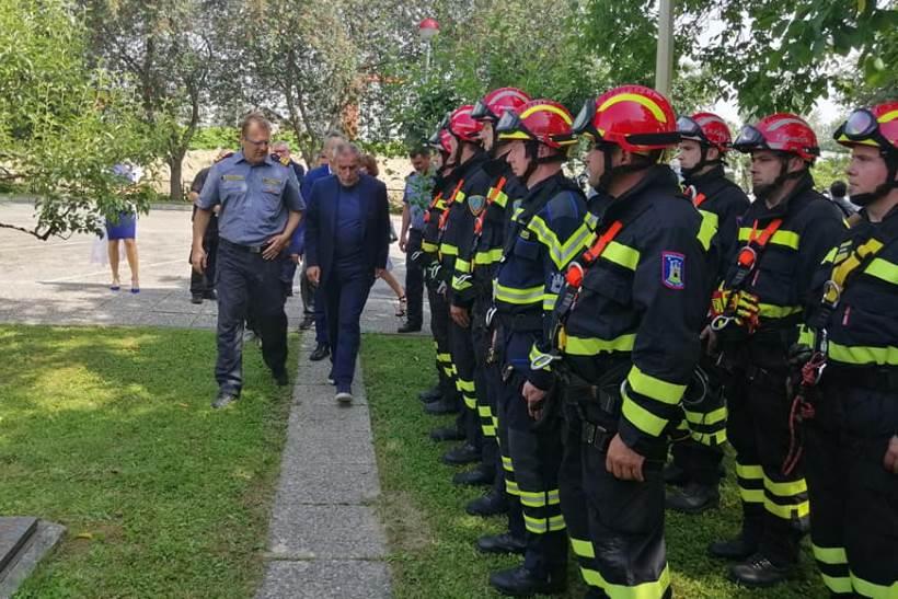 Vatrogasna postrojba Novi Zagreb dobila opremu vrijednu gotovo milijun kuna
