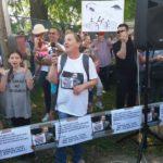 NE DAMO HIPODROM: Održan prosvjed protiv zatvaranja hipodroma
