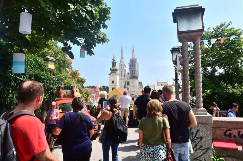 Romantično Ljeto kod Matoša na Gornjem gradu vraća nas u Zagreb kakav je nekad bio