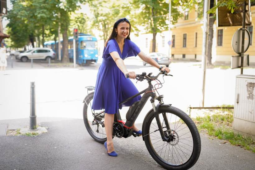 JEDINSTVENA TURA: Otkrijte tajne Zagreba uz Purgericu, i to na električnom biciklu!