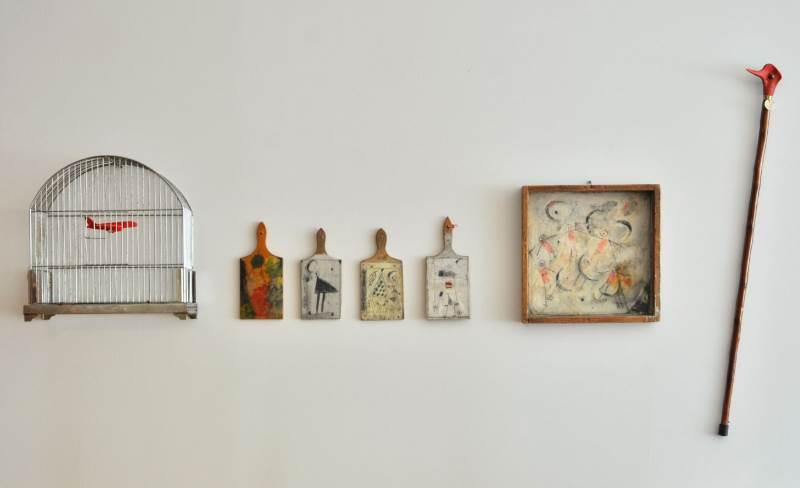 Jedinstvena pop-up izložba kultnog umjetnika Vladimira Dodiga Trokut