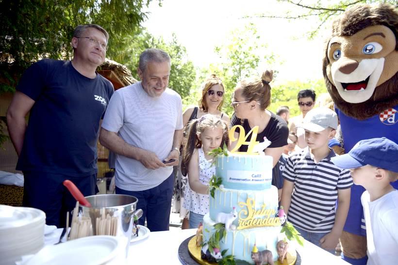 ZOOLOŠKI VRT proslavio 94. rođendan, a za stoti će zablistati novim sjajem
