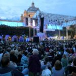 Koncertom 'Čarobni Broadway' ansambla kazališta Komedija zatvoren festival Zagreb Classic