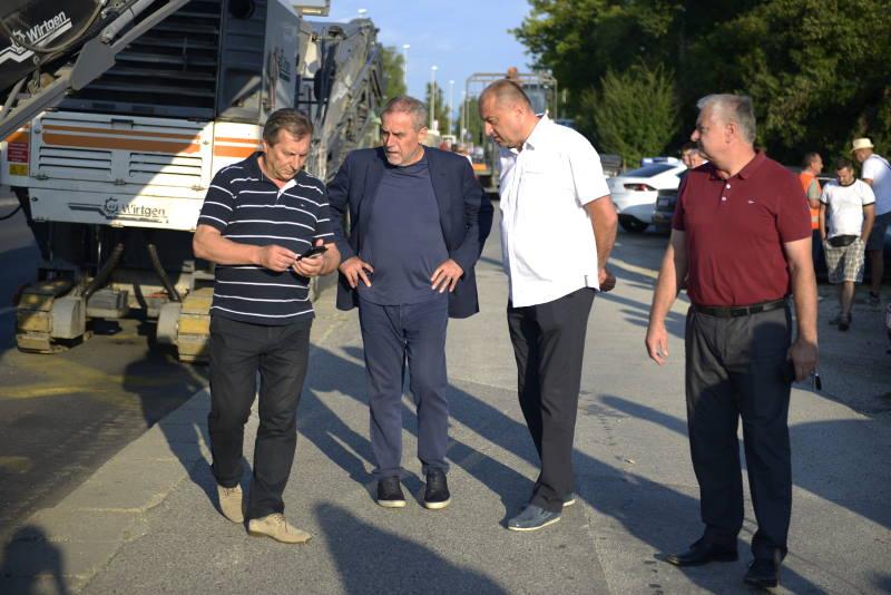 OBNOVA KOLNIKA: Počeli radovi u Aleji Bologne, Bandić obećao da će biti završeni za pet dana