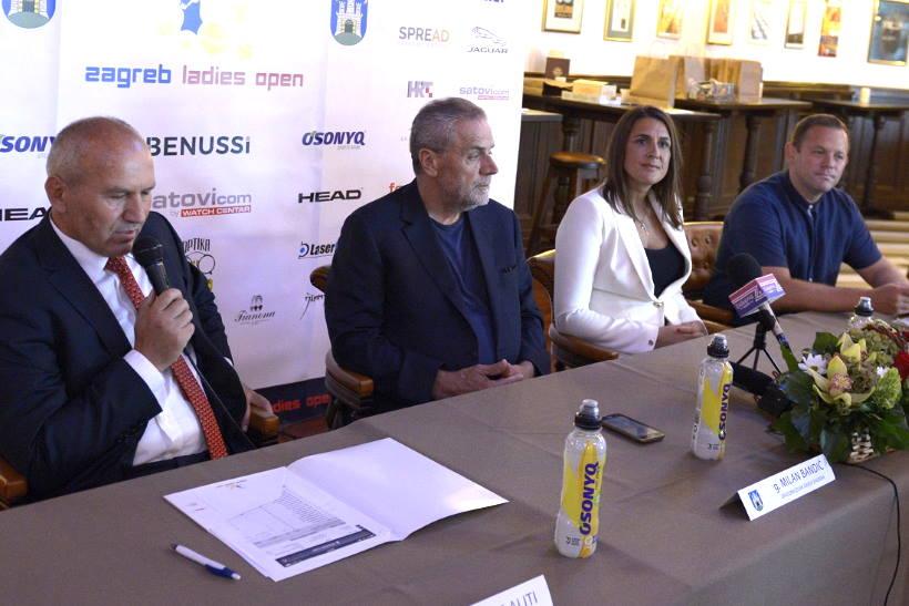 U četvrtak počinje najveći zagrebački teniski turnir Zagreb Ladies Open