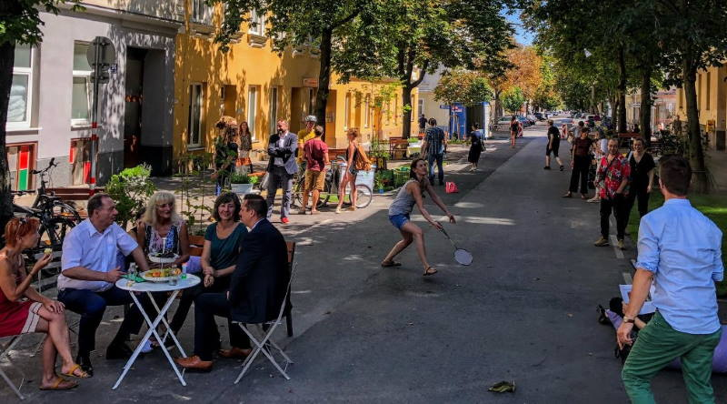 Grad Beč pretvara ulice u zelene oaze s mjestima za odmor, igru, druženje i razgovor