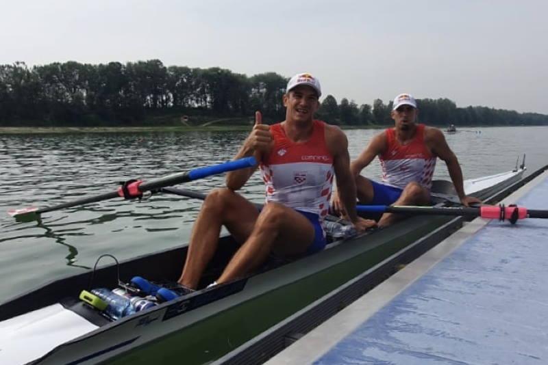 Braća Sinković pobjedom osigurali nastup u polufinalu Svjetskog prvenstva [VIDEO]