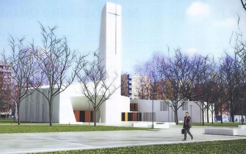 Postignut dogovor o gradnji crkve na Savici!?