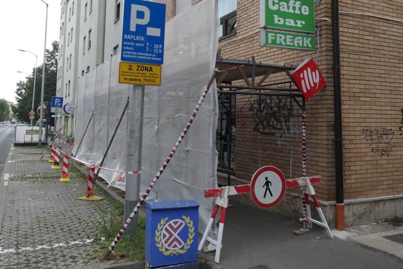 Još nije počela obnova zgade u Kranjčevićevoj, a kad počne, platit će je - stanari!