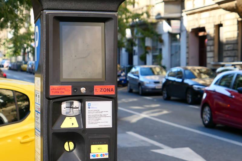 Šire se zone naplate parkiranja, od 2. rujna Medvedgradska i Mlinarska u prvoj zoni!