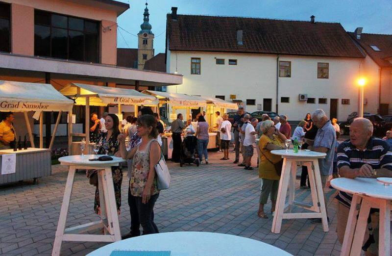 U Samoboru održane tradicionalne Večeri vina i pjesme