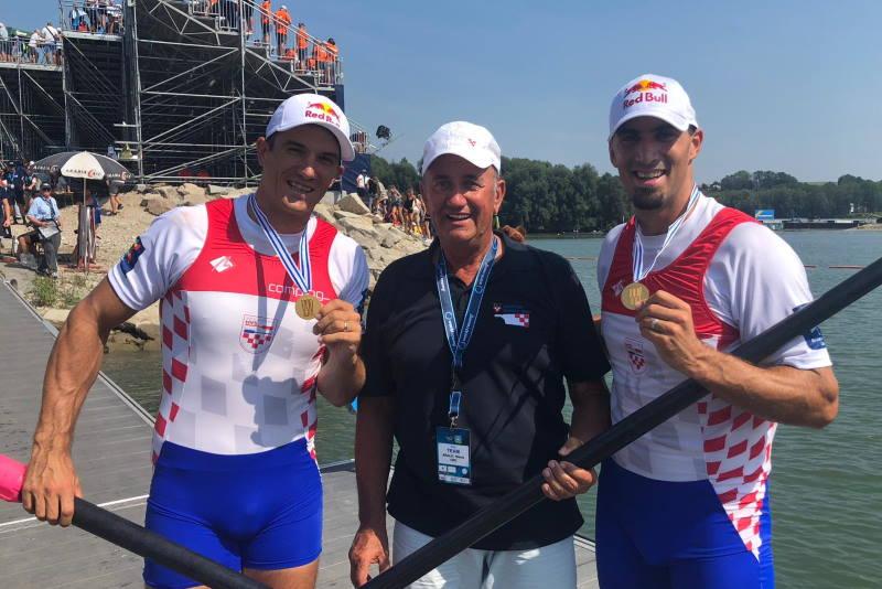 NEPOBJEDIVI: Braća Sinković su svjetski prvaci u dvojcu na pariće!