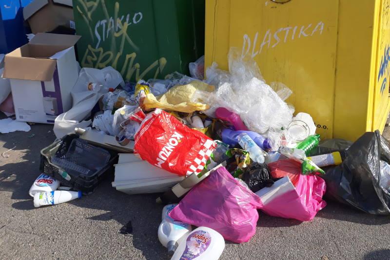 Odlaganje otpada - smeće