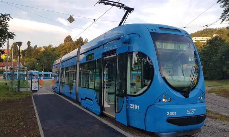 Tramvaj broj 17 u ponedjeljak izmijenjenom trasom, a broj 15 čitav mjesec neće voziti